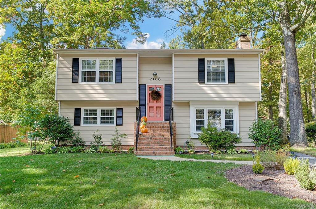 Welcome to 2106 Deauville Road! This remodeled 2 Story home in the Robious MS/James River HS school districts features 4 bedrooms with 2 full baths with 1,860 square feet. Renovated in 2017 with new windows, roof, granite countertops, appliances... the current owners replaced the electrical panel, HVAC system, new carpet, renovated the bathroom, replaced all the decking and railing on the deck plus had a custom built huge shed built. This house is turnkey and ready for new owners. Come take a look for yourself, its a beautiful home!