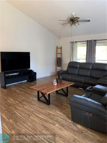 ALL AGES. BEAUTIFULLY UPDATED LARGER UNIT W/GRANITE COUNTERTOPS, STAINLESS STEEL APPLIANCES, NEWER A/C UNIT. WHASHER & DRYER INSIDE UNIT. PLENTY OF CLOSET SPACE AND BIG LIVING AREA.A FLOORS ARE WOOD AND TILE. VERY NICE COMMUNITY. POOL, BLUB HOUSE, TENNIS COURT, GYM, BBQ AREA AND MORE. CLOSE TO TURNPIKE, SCHOOL,GOLF COURSES, SHOPPING, DINING AND PARKS. $250 PER PET DEPOSIT NON REFUNDABLE. RENT IMMEDIATELY AS-IS. CREDIT REPORT FROM 3 MAJOR COMPANIES REQUIRED FOR EACH ADULT LIVING IN THE UNIT.