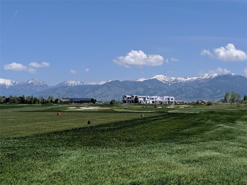 Situated on the 9th tee box of The Black Bull Golf Course, this custom lot offers great Bridger Mountain views and views of the Tom Weiskopf golf course.  Located on the West end of Bozeman, Black Bull offers members and residents 483 acres of pristine golf course, walking trails and direct access to fitness center, clubhouse and pool amenities.   Photos included of club amenities.
