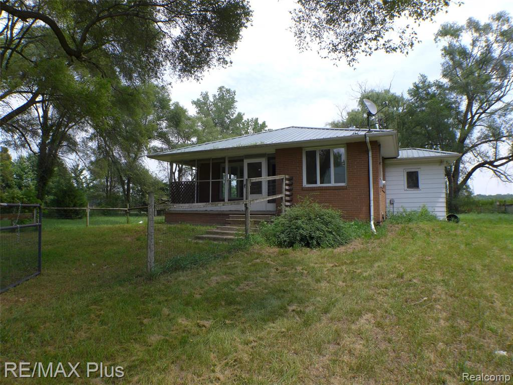This farm is in PA 116. There are (2) houses, (1) workshop, a pole barn and a hay barn. The main house offers 2 bedrooms, 1 bath, an extra large living room, a formal dining room, a spacious kitchen, and a basement. The home has a metal roof. The 2nd house features 3 bedrooms, 1 bath, and is on a crawl space. The workshop is spacious and heated. The (2) houses and the workshop have separate electrical boxes.