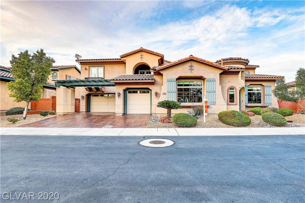 GORGEOUS UPGRADED TOLL BROS HOME! LARGE, CUL DE SAC LOT WITH POOL AND SPA *Covered PATIO* Interior Courtyard and large home office **CUSTOM FLOORS & CHERRY CABINETS*Cozy family room with fireplace.  GOURMET KITCHEN W/ISLAND* upgraded APPLIANCES*CUSTOM GRANITE COUNTER TOPS*walk in PANTRY*BED & BATH DOWNSTAIRS*Spacious master with large retreat & balcony ** No homes behind with Fantastic views of the preservation.