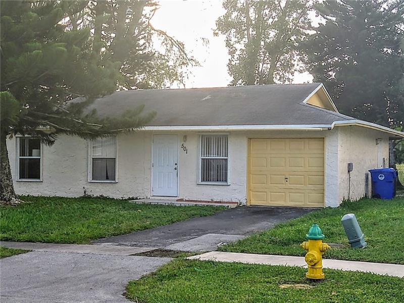 Beautiful 3 bedroom / 2 bathroom waterfront home. Fully tiled throughout. Great layout that allows for lots of natural light. Home sits on a large lot and has a private backyard that is fully fenced.   No showings until 12/10/20!   **Tenant occupied**. Sellers own multiple properties in Broward County. Due to retiring, owners are offering this and other great single family homes for sale. Property is currently rented month to month.