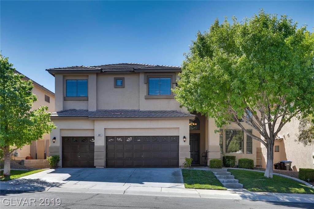 537 DAWN COVE Drive, Henderson, NV 89052