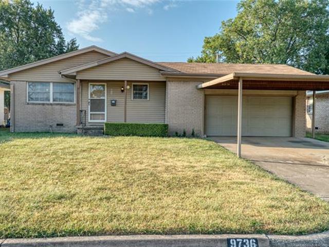 9736 E 4th Street, Tulsa, OK 74128