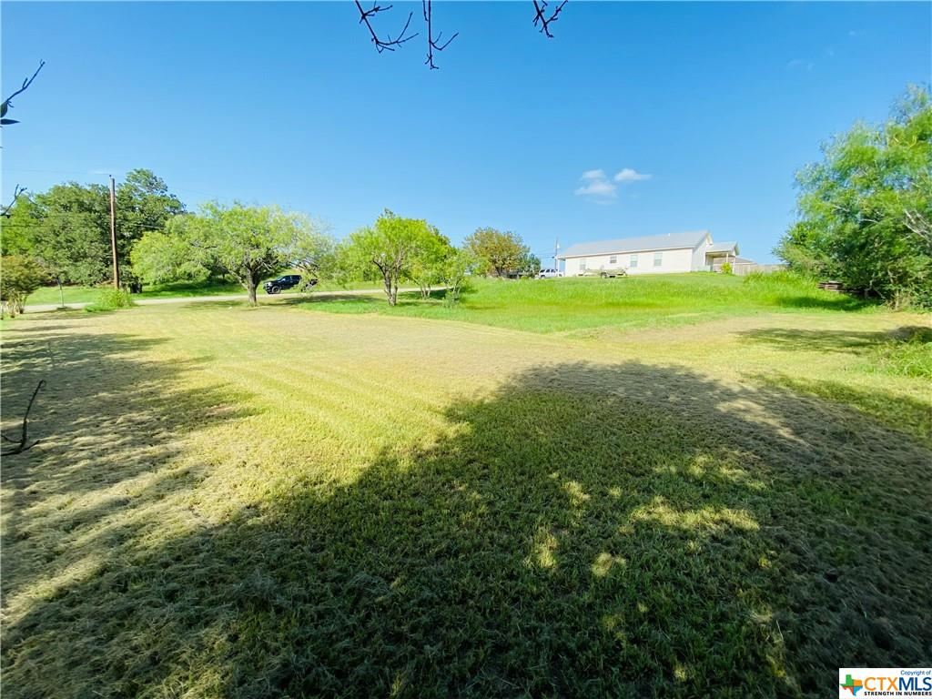 Location location location!! If you are looking to build a home what better than be right in heart of town and walking distance to the Cuero High School...