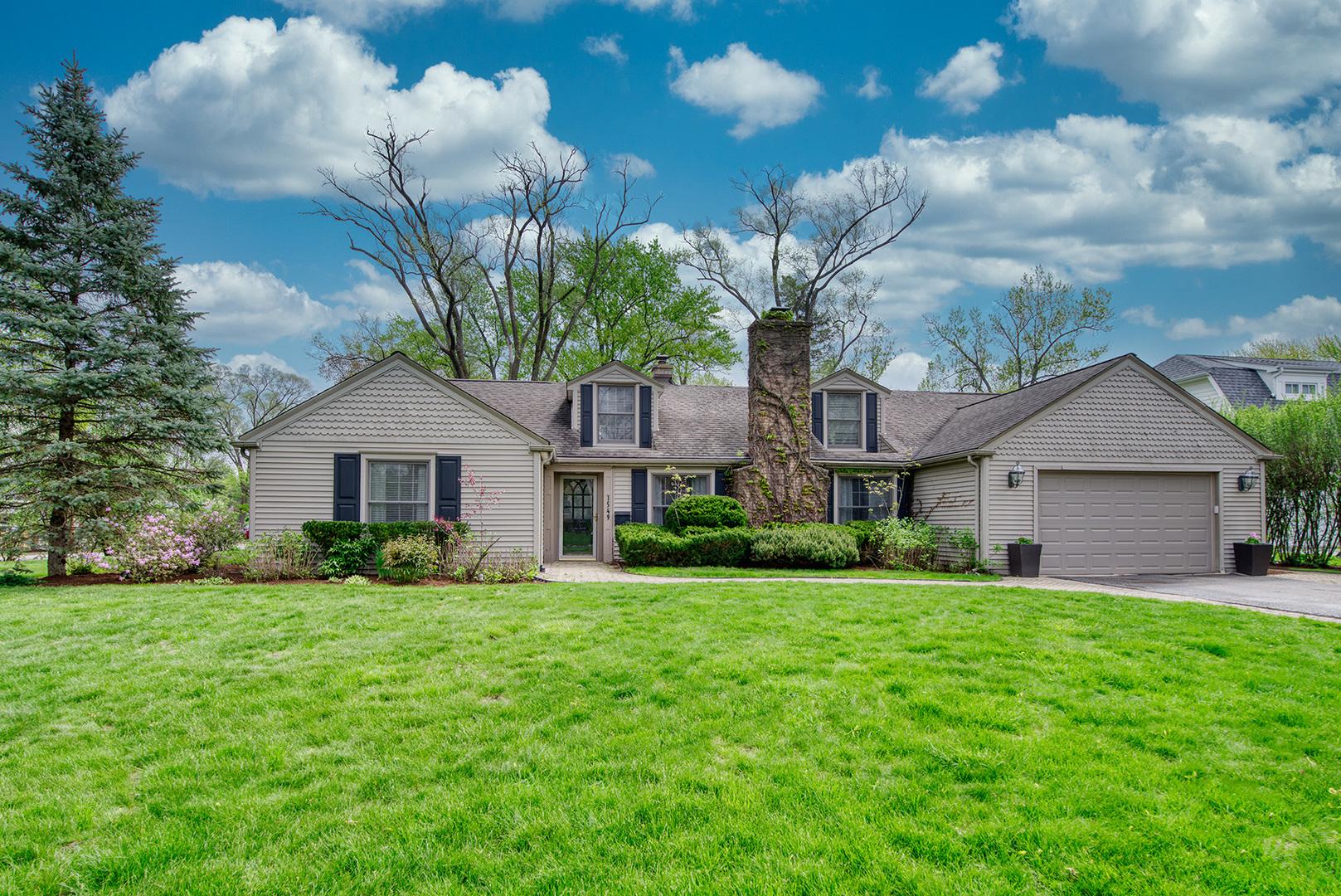 1549 Meadow Lane, Glenview, IL 60025