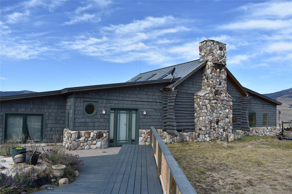1117 C Bar C Ranch Road, Butte, MT 59701