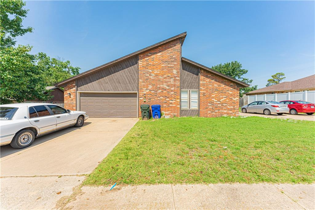 Incredible opportunity to purchase an occupied, cash flowing investment property in West Norman! Recent updates include new roof and mostly new exterior fencing.
