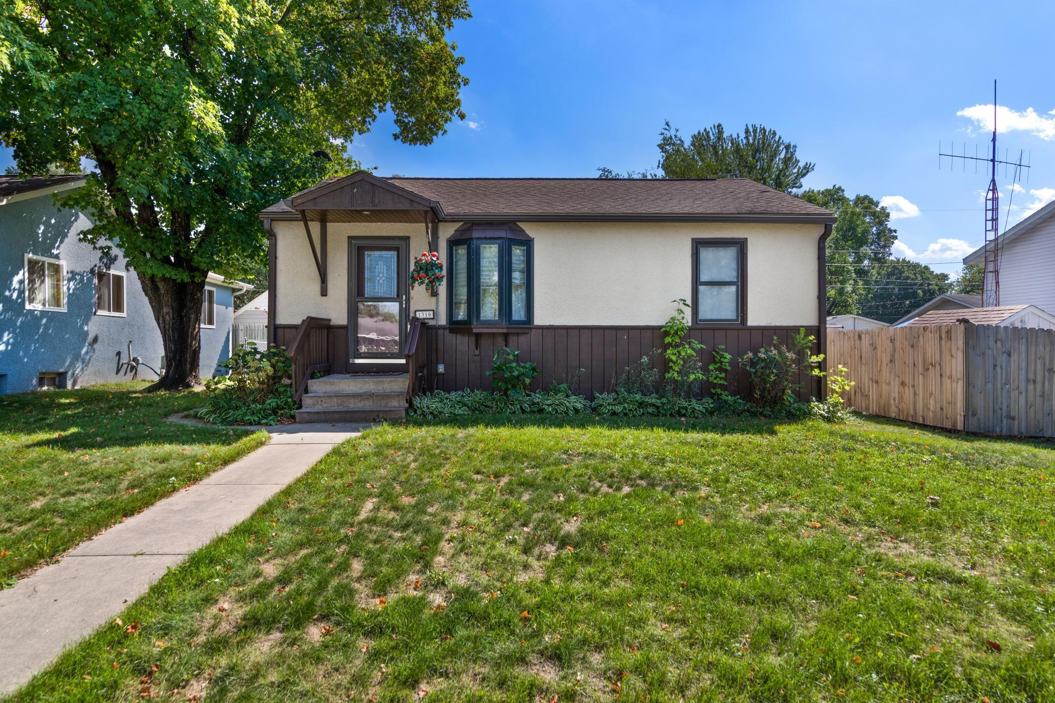 Great 4 bedroom home located in the heart of Brainerd! Newly remodeled basement with large 4th bedroom added. Fenced in backyard, updated appliances, and new wood flooring. Close to Rice Lake! Come and check it out!