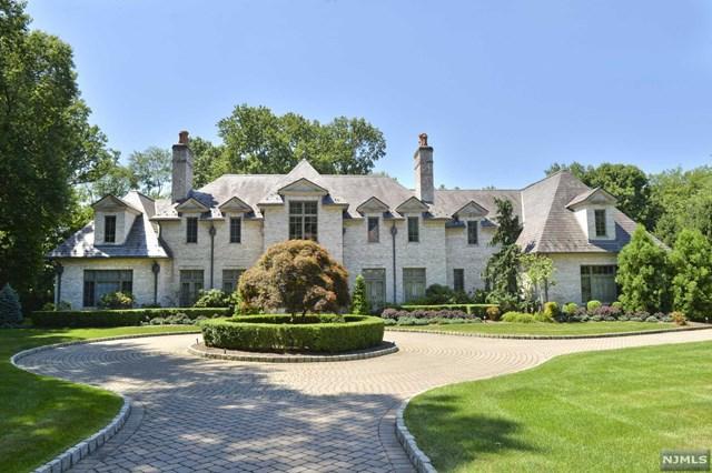 Timeless French Chateau, Saddle River, NJ 07458