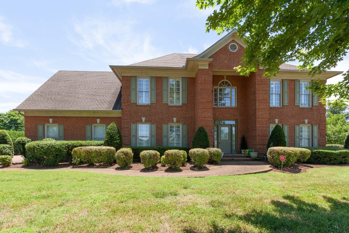 Great location convenient to Cool Springs, Downtown Franklin, Shopping, Restaurants, I-65 and More! 3-Car Carage (2-Car + 471 Sq.Ft. Heated/Cooled 1-Car Bay), Dining Room with Columned Entry, 2-Story Family Room w/FP w/Gas Logs, Main Level Primary Room w/FP & Built-Ins, Bonus Room w/Wet Bar, 180 Sq. Ft. Conditioned Storage Over Garage could be Finished Out as Another Bonus Room, Trex Deck on Rear, Level Lot.