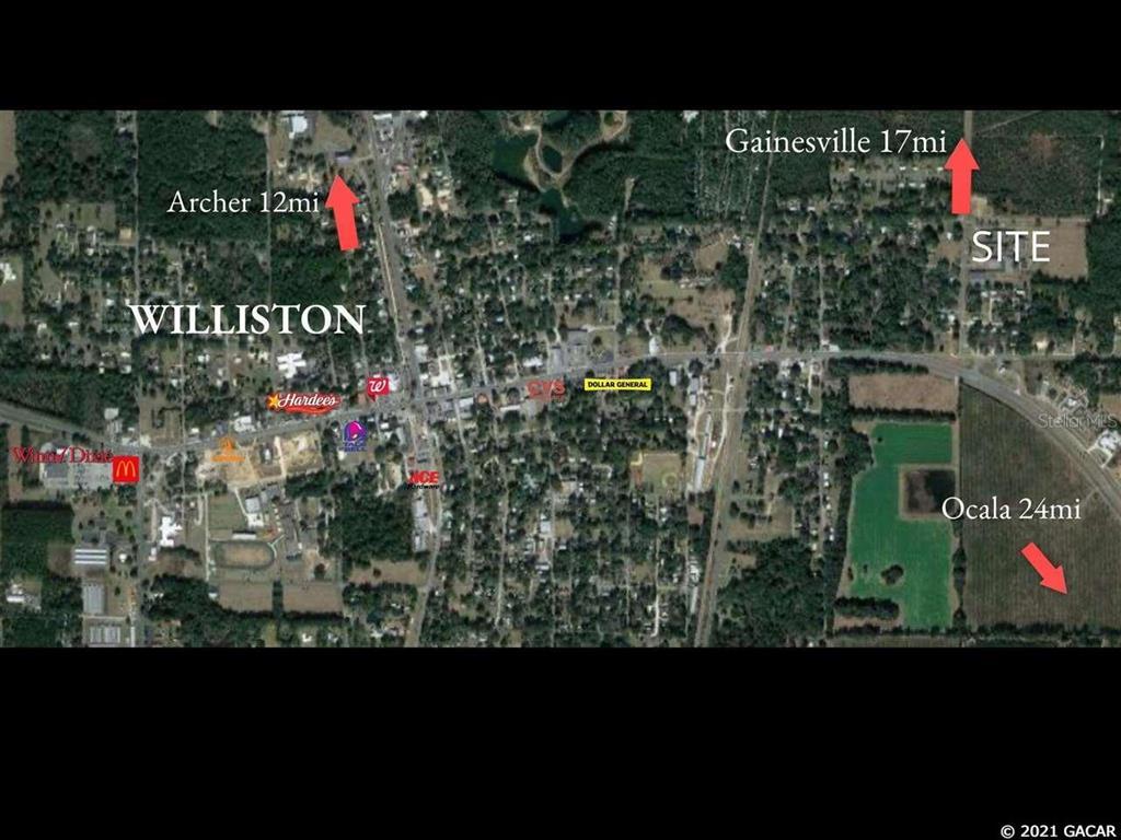 20550 NE 42Nd Place, Williston, FL 32696