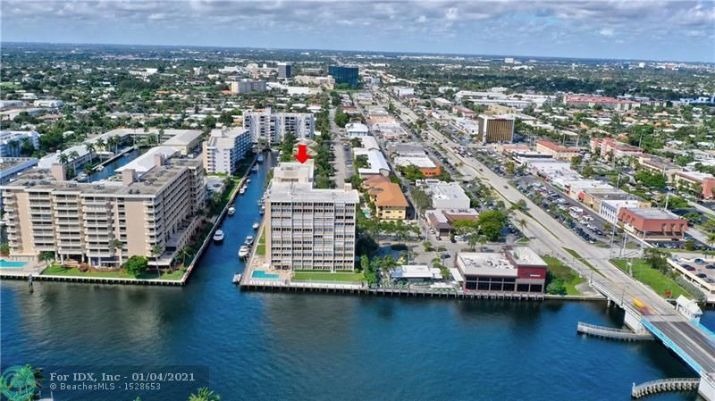 COMPLETELY REMODELED GORGEOUS CORNER UNIT LOCATED WALKING DISTANCE TO THE BEACH, RESTAURANTS AND NIGHTLIFE.  DOCK SPACE AVAILABLE ON A FIRST COME FIRST SERVE BASIS. VIEWS OF THE INTRACOASTAL AND OCEAN FROM THIS UNIT, LARGE OPEN CONCEPT KITCHEN WITH CENTER ISLAND WITH SEATING AND CABINETRY, LARGE SLIDING/STACKING WINDOWS ALONG THE WATER GIVE THE FEEL OF A BALCONY.  NOT AN INCH OF THIS CONDO WAS LEFT UNTOUCHED.  ALL BRAND NEW. WASHER/DRYER WILL BE INSTALLED TO THE BUYER'S PREFERENCE.  PREQUAL OR POF PRIOR TO CONFIRMING ALL SHOWINGS. 24 HOUR NOTICE.