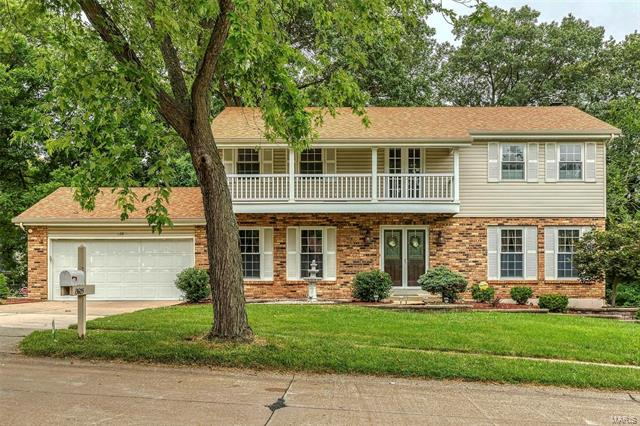 15605 Highcroft Drive, Chesterfield, MO 63017