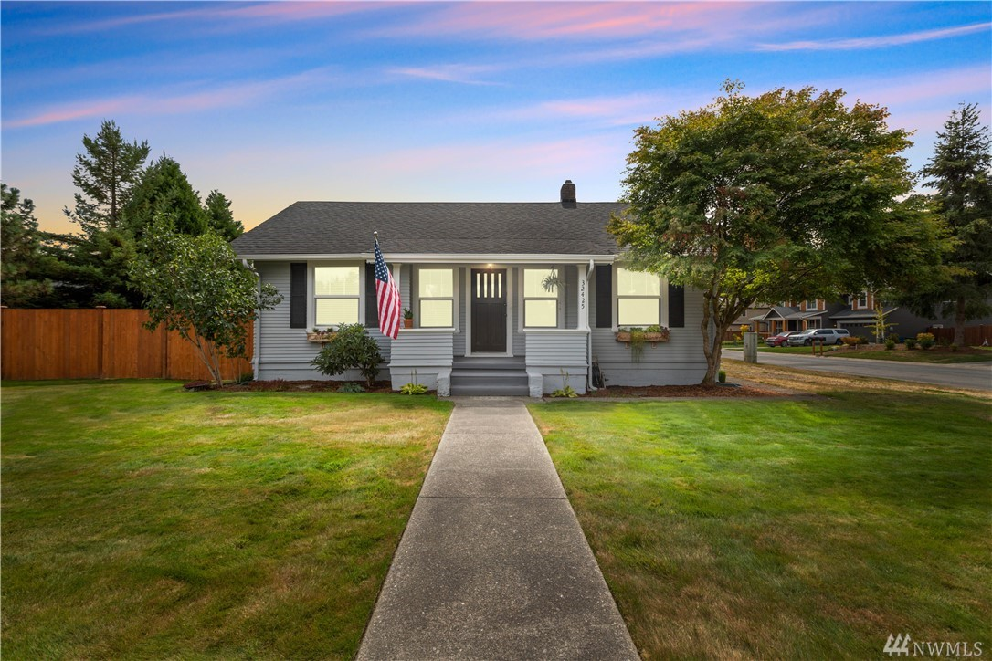 """Adorable 1926 historic home w/charming mix of original craftsmanship & today's modern conveniences. Enjoy cedar planked ceilings, hardwood floors, crown molding & vintage hardware/doors. Newer windows, light fixtures, PEX plumbing, roof & A/C. Remodeled kitchen & bath w/subway tile, custom vanity w/wall faucet, cast iron sink & tub. Large, level lot w/new cedar fencing, fire pit, playset, shed & of course, """"The Cave"""" outdoor bar & entertaining area. You won't want to miss this rare opportunity!"""