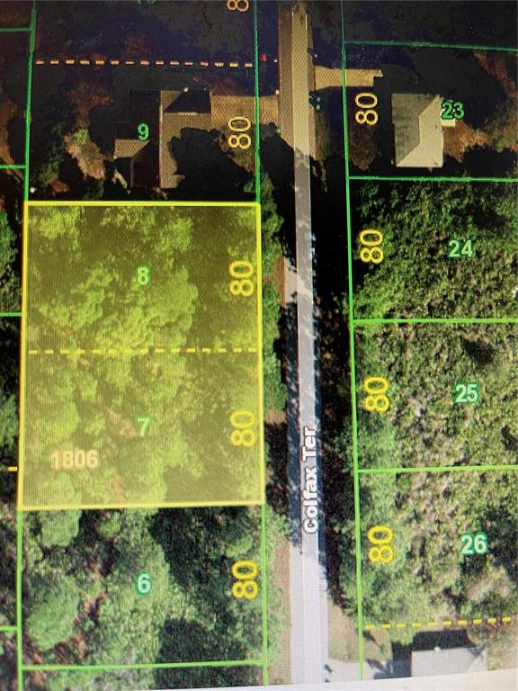 Fantastic DOUBLE LOT to build your Florida dream house on with your custom designed pool and plenty of room to store your water toys and camper!!!! Attention builders and investors - Unique characteristic about this lot is ZONING RSF3.5!!!! Which gives you wider range of options. Welcome to the growing community of Port Charlotte. Country-style living yet located only minutes from the center of North Port and Port Charlotte with close proximity to schools, restaurants, shopping and parks. Located in desirable flood zone X. Close to many public boat ramps where you can launch your boat to the open waters of the Gulf. No deed restrictions or HOA fees. All information is deemed accurate but to be confirmed by a buyers agent.   to build your Florida dream house on with your custom designed pool and plenty of room to store your water toys and camper.