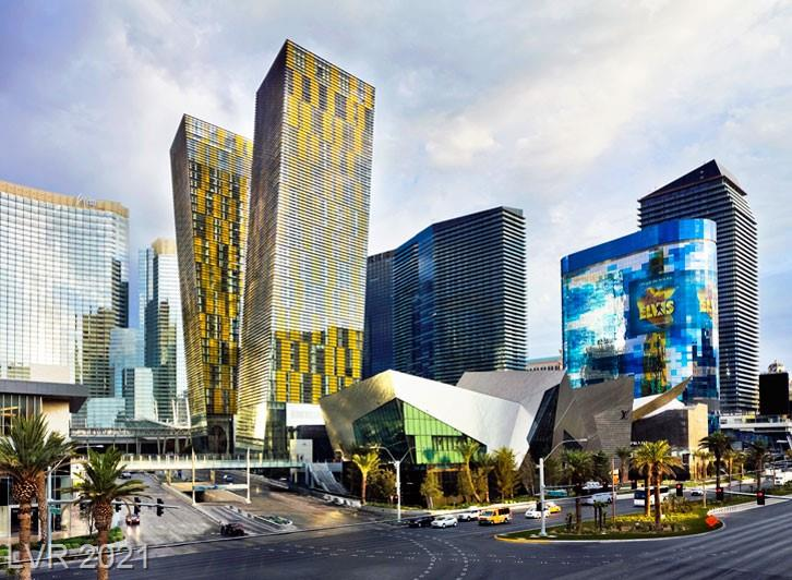 Fully Furnished Desirable High Floor One Bedroom. Located at the Heart of The Las Vegas Strip in CityCenter. One of the Most Opulent High-Rises in the Country. Veer Towers has Complete Amenities such as 24 Hour Valet, Concierge, Roof Top Pool and Spa with City Views, Gym and Lounge with Bellagio Fountain and Strip Views, Billiards Room, Business Center. Adjacent and Surrounded by some of the Best Shopping, Dining and Entertainment. Tram Ride to Bellagio. Close proximity to Las Vegas Blvd (Strip) and Walking Distance to T-Mobile Arena to watch Golden Knights, Concerts, UFC Events. Less than 10 minutes to the Airport and Central Access to all of Las Vegas.