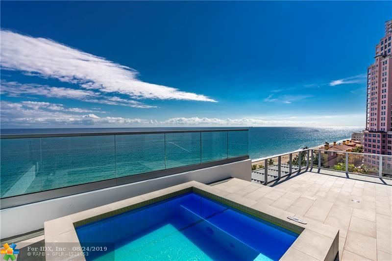 ENJOY PANORAMIC OCEAN VIEWS FROM THE MOMENT YOU STEP INTO THIS UNIQUE 2 BEDROOM/2.5 BATH EXCLUSIVE RESIDENCE! UNIQUE OPPORTUNITY TO OWN ONE OF THE MOST SOUGHT AFTER FLOOR FLOOR PLANS AT AUBERGE BEACH RESIDENCES WITH OVER 1,100 SQ FT OF TERRACE SPACE INCLUDING A PLUNGE POOL OVERLOOKING THE OCEAN! FROM THE MOMENT YOU STEP INTO YOUR PRIVATE ENTRY FOYER, THIS RESIDENCE IS FULLY FURNISHED AND COMES FULLY EQUIPPED WITH CONTROL 4 SYSTEM TO CONTROL LIGHTING, TEMPERATURE, AUDIO & ALL MOTORIZED SHADES! THIS RESIDENCE SHOWS LIKE A MODEL & WILL NOT LAST! AUBERGE BEACH RESIDENCES & SPA IS LOCATED ON OVER 400 LINEAR FEET OF ATLANTIC OCEAN BEACHFRONT & IS CONSIDERED THE MOST LUXURIOUS DEVELOPMENT IN FT LAUDERDALE BEACH!
