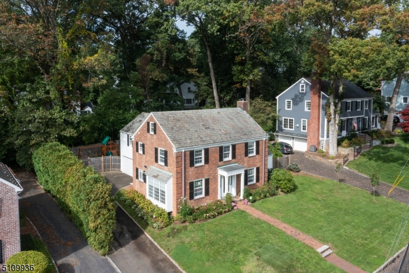 A Summit Classic in a great neighborhood and location in the Memorial Field area. This stately brick with slate roof center hall colonial sits proudly on the property. When you enter the home you are greeted by two large rooms flanking you the dining room and the living room with wood burning fire place. The first floor also has an eat in kitchen and a den. The second floor has 5 full bedrooms with 3 full baths. There is also a walk up attic with ample storage. The basement is finished and has a great rec room. Outside is a large private brick patio that flows right onto the backyard. If you are looking for a home in a great location with a great floor plan this is a home to come and see.
