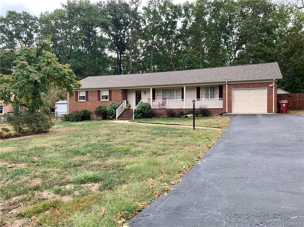 505 Forestview Drive, Colonial Heights, VA 23834
