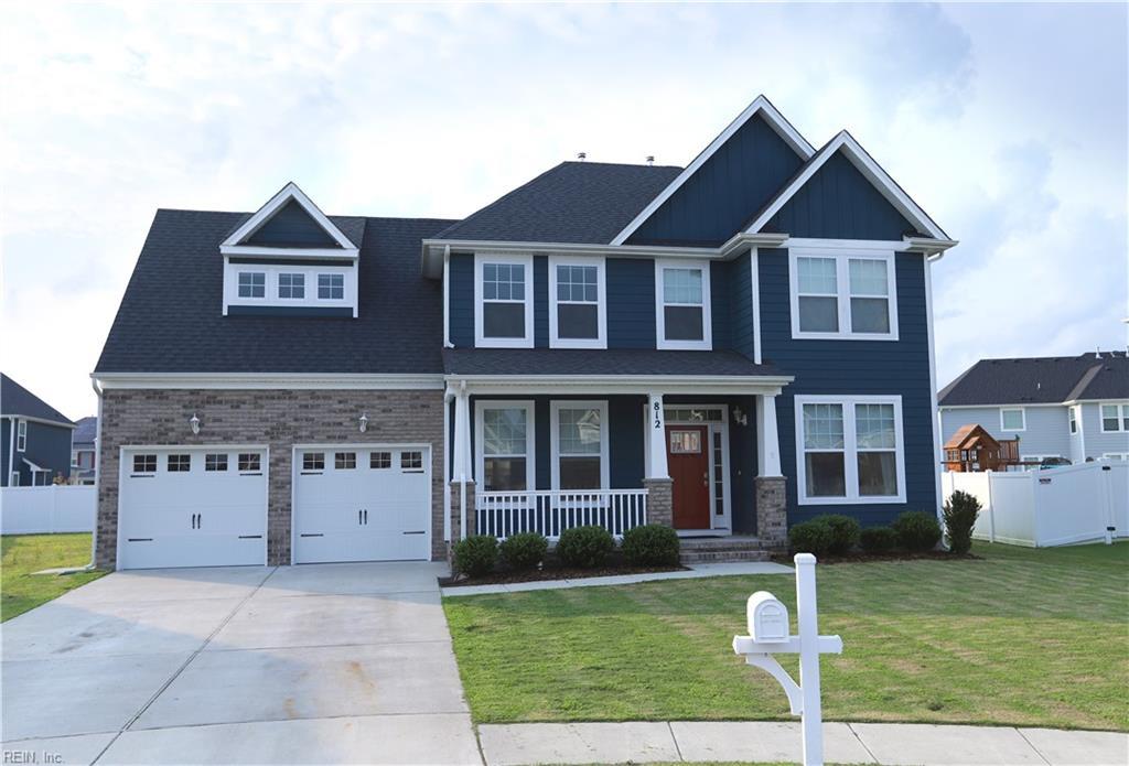 812 Goldbell Court, Chesapeake, VA 23323