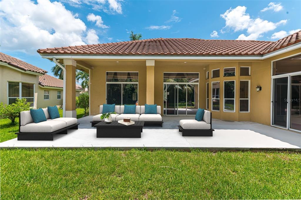 Virtual Outdoor Furniture