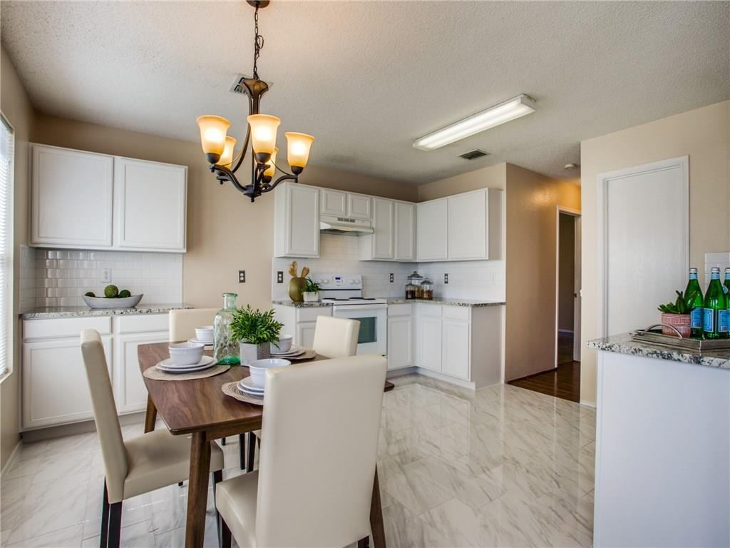 R.E.D.U.C.E.D! You will be happy to see the beautiful upgraded kitchen with new granite counters, undermount sink, painted white cabinets, & new floor tiles.  This is a very open floorplan offering 4 bedrooms, 2.5 baths (half bath updated w-new toilet & tiles), master down w-nice en-suite, separate shower, WIC. The formal dining may also be a living area if preferred .  Gameroom upstairs is large and has a closet as well. Yard is large enough for gatherings and or pool. 