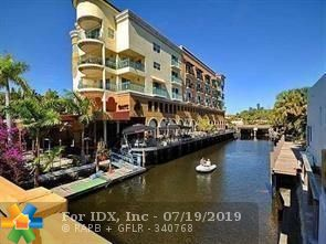 BONUS-HURRY to see this gorgeous townhome-style condo (2 interior levels) DIRECTLY on Las Olas but set back in an intimate building hidden from the hustle & bustle=tons of privacy*2 bdrm/2.5 bathrm*Walk to EVERYTHING Las Olas has to offer-from European-inspired cafes to world-class dining*5 minute trolley ride to beach*2 assigned parking spots in gated garage under bldg*Enjoy tropical Mediterranean-style courtyards complete with a beautiful fountain right out of Italy!*Quiet lush gardens surround a gazebo & courtyard where you can BBQ & dine under the stars or take a dip in the brand-new pool*Unit is professionally decorated-custom paint & finishes, travertine marble floors, new appliances & new washer & dryer, new A/C*separate storage locker, bike storage,exercise room*Incredible deal!