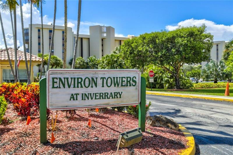 """BEAUTIFUL FURNISHED APARTMENT WITH AN AMAZING VIEW ON THE INVERRARY GOLF COURSE! THE SUNSETS ARE BREATHTAKING FROM THE EXTRA LARGE PATIO 45' X 7'10"""" X 6'6""""!! LARGE WITH TTL SQ FT 1646!! 20"""" CERAMIC TILE THRUOUT! WASHER/DRYER IN UNIT! ACCORDION HURRICANE SHUTTERS! 24HR SECURITY GUARD! ASSOCIATION +55, 700 CREDIT, $55,000 INCOME/YEARLY, 20% DOWN, 6 MONTHS MAINTENANCE IN ESCROW. INCLUDED IN MAINTENANCE IS PEST CONTROL, WATER, INSURANCE, GUARD-GATE, HEATED POOL, JACUZZI, TENNIS COURTS, BBQ AREA. ALSO CULTURAL CENTER OFFERS BOWLING, BILLIARDS, EXERCISE ROOM, SHUFFLEBOARD, CONCERTS, LIBRARY, & LOTS OF ACTIVITIES!"""
