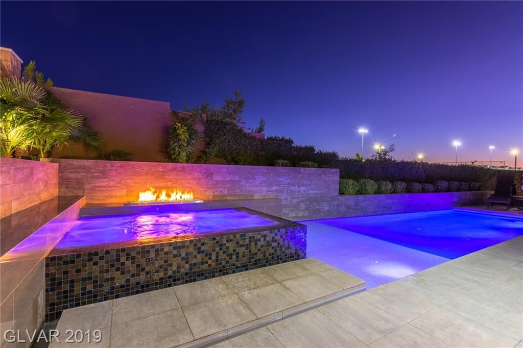 STUNNING INSPIRADA 1 STORY W/POOL, SPA & 3 CAR GARAGE. THIS IMPECCABLE TOLL BROTHERS HOME IS A HIGHLY UPGRADED OASIS W/I THE VERY POPULAR WEST HENDERSON - NEAR THE NEW RAIDERS HQ, TRAINING CENTER & AMAZON DIST. CENTER. THIS GLORIOUS ESTATE IS NEXT TO THE DOG PARK, SPORTS FIELDS & PARKS ALIKE. YOUR NEW HOME IS TRULY INDOOR/OUTDOOR LIVING AT ITS FINEST IN 1 OF THE TOP RATED COMMUNITIES IN THE COUNTRY. BRING YOUR BAGS, TURN THE KEY & WELCOME HOME!