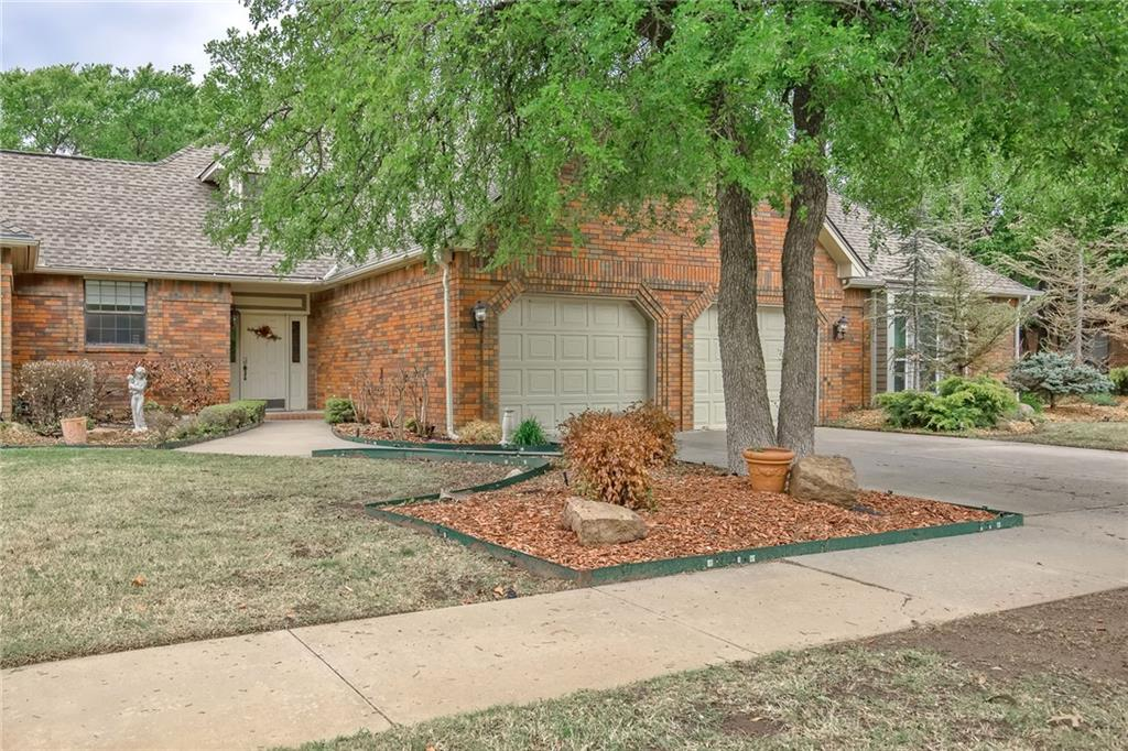 Stunning home in the sought after Canadian Trails subdivision. Centrally located with easy access to the golf course, as well as the rest of the city and neighboring communities due to its proximity to I-35. Open floor plan which also includes a large media room. The kitchen is open, plenty of storage, and counter space.  This 2,851 sq. ft. home has 3 bedrooms, 2.5 baths, and 2 garage spaces. Home is situated on a highly desirable lot, and has a beautiful backyard that is fit for hosting, or relaxing and enjoying the views. This bright home has it all. Featuring a beautifully designed floorplan, this one is  truly a knock out home. The paint, flooring, and lighting, are all accentuated by neutral colors, and compliment the home in a stunning manner. This is one you truly do not want to miss. Come look today!