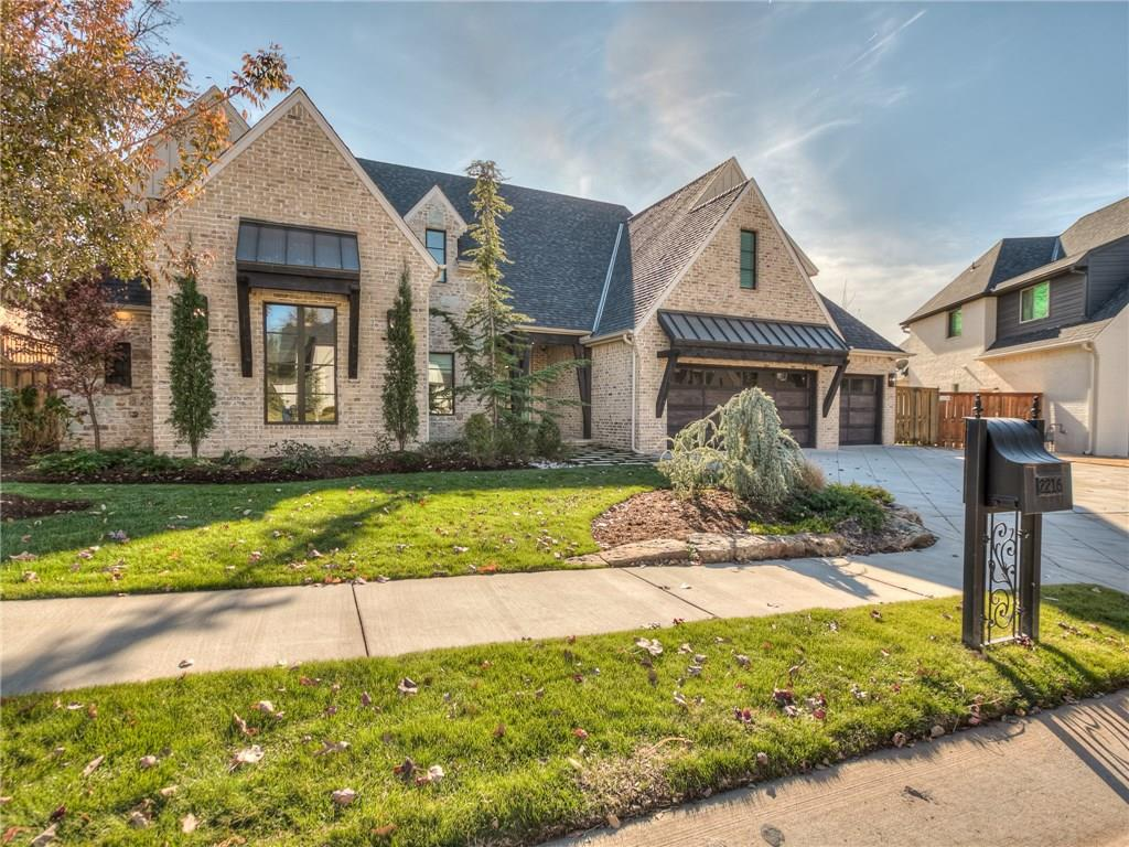 Builder's personal home with every upgrade you can imagine! This exquisite home features 5 bedrooms, formal dining room & bonus room. You'll be amazed at the quality of craftsmanship in this home. Gorgeous wood floors, wood beams, custom built-ins, ship lap and other trim details, designer light fixtures and plumbing, etc. You'll love the butler's pantry with wine fridge & ice maker. Plenty of space for food storage in the large built in fridge in kitchen and another fridge located in the laundry. Master bedroom features vaulted ceilings with wood beams, beautiful accent wall and wood floors. Master bath has a free standing tub, floating cabinets, vanity & custom built-ins. Great outdoor entertaining space with outdoor fireplace, grill, speakers and prewired for a hot tub. Garage features an XL storm shelter and epoxy floors. Prewire home automation, surround in living & bonus & 4 cameras. Located in desirable Iron Horse Ranch with a gated entrance, resort style pool and clubhouse.