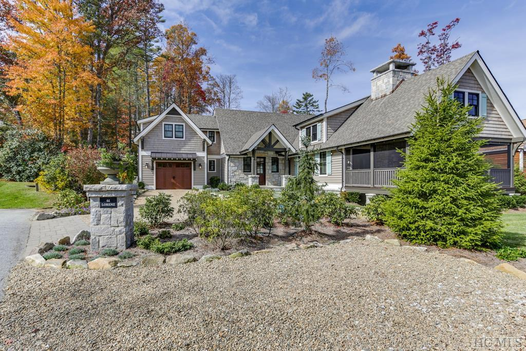 61 Stonebridge Lane, Highlands, NC 28741