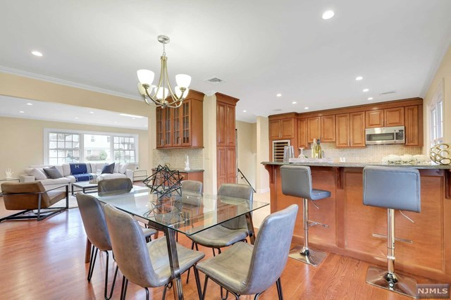 VIRTUAL OPEN HOUSE 5/17 3-3:30 CLICK THIS LINK - https://us04web.zoom.us/j/4703635774?pwd=cXh2dm16RFNET0laT2s3SEtaN2VzZz09  IMMEDIATE OCCUPANCY   Everything Cresskill has to offer is in this 4 Bedroom 2.5 Baths Split Level. Fully renovated in 2019!! Walk to 3 schools, to NYC transportation, Live on one of the most family-friendly neighborhoods. Impeccably kept this home features a large and bright family room off the kitchen, hardwood floors, an updated kitchen and bathrooms, multi-zone heating and A/C. A generous master suite with a gorgeous bath, , plus 3 additional bedrooms and a full bath all on the 2nd floor. Entertain your guests in an inviting backyard with A patio and barbecue area. Ample storage in the finished basement. LAST BUT NOT LEAST LOW TAXES, NEW ROOF,A/C, HEAT, HOT WATER TANK, BATHROOMS & MORE!!