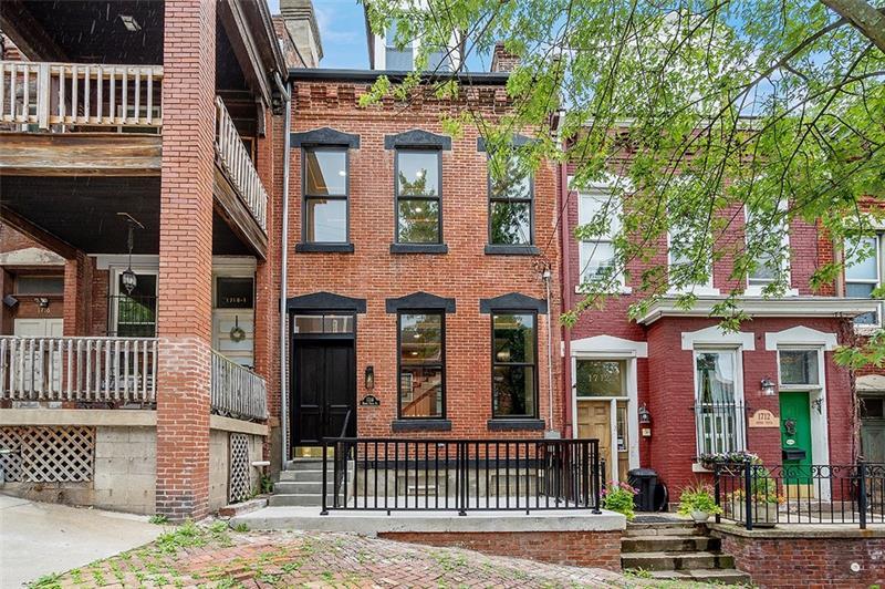 1714 Buena Vista Street, Central North Side, PA 15212
