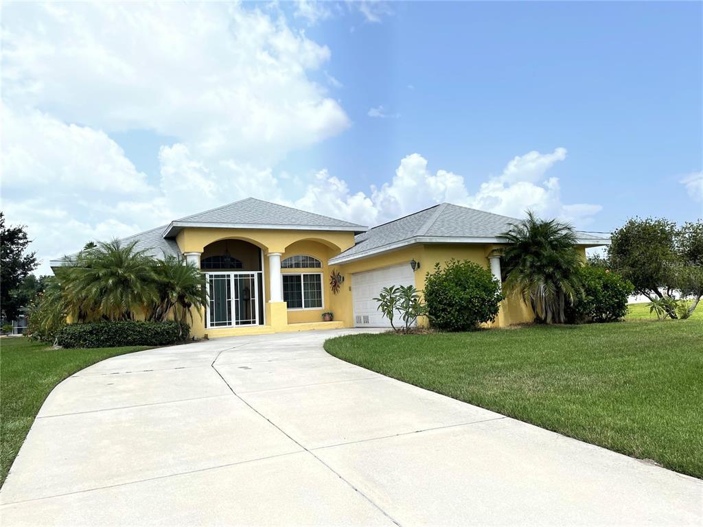 166 Long Meadow Lane, Rotonda West, FL 33947