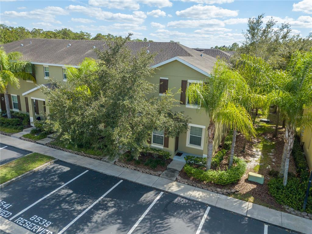OPEN HOUSE SATURDAY 10/23 12-3pm. This beautifully maintained 2/2 townhome rests in a gated community in Tampa, and is just minutes away from the Tampa Premium Outlets, Wiregrass Mall, TONS of retail off of Bruce B Down's Blvd and MUCH MUCH MORE! To live in this area for this price is a STEAL! This can be your dream home! This is the PERFECT starter home for first time buyers! Downstairs offers a spacious open layout for your living room and kitchen. While the upstairs has 2 bedrooms with their own private bathrooms! Schedule your showing today before it's too late!