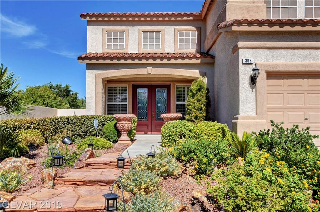 """This house Sits above the house behind it, located on desirable Corner lot allowing plenty of Light into this home in neighborhood of """"Altezza Estates"""" in Green Valley Ranch. Upstairs: Master Bedroom w/Balcony.  Total of 4 Bedrooms 3 Full Baths Upstairs & Downstairs has Office & Full Bath.  3 Car Garage, Desert Landscaping."""