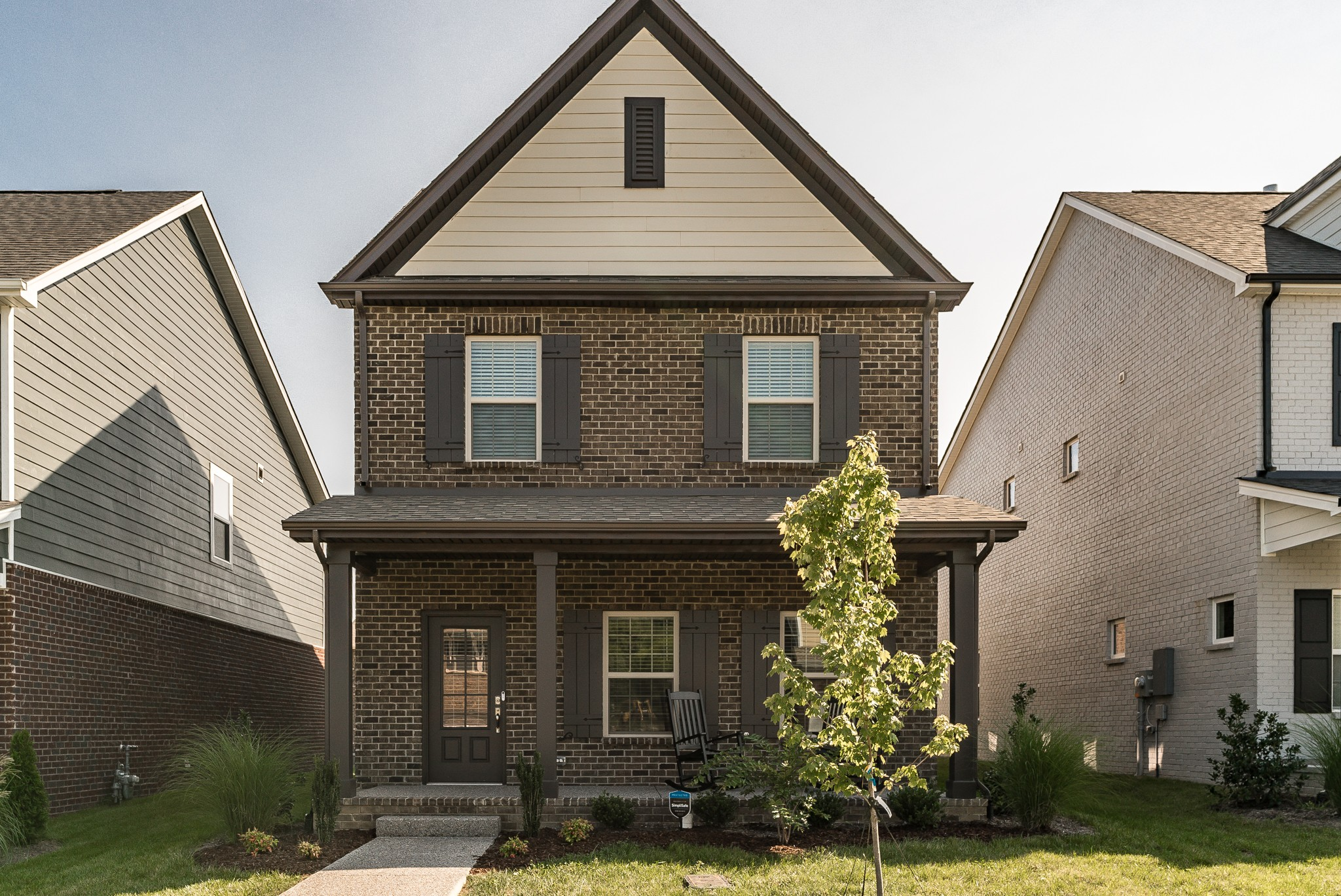 Move In Ready Two Story Monroe English Manor Home! 3 bedrooms, 2.5 baths, Bonus Room, Loft, and Office. Home Offers Granite, Tile Backsplash, Stainless Steel Appliances w/Gas Stove. Hardwood on Main Level and Hardwood Steps. Over-sized Tile shower, Raised Double Vanities in Primary Bathroom. Upgraded LVT in Laundry Room and Both Upstair Bathrooms. This Home has it ALL!