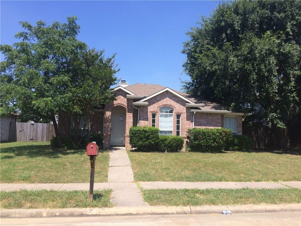 RARE PRICE for lease property West of 75 and south of 380 in the quiet North Brook subdivision. MOVE IN TODAY!  Open floor plan with laminate floors, no carpet.  Rear entry 2 car garage.  HUGE BACKYARD and patio. Recently installed modern HVAC!  Nature lovers dream, PARK AND AMENITIES AT THE END OF THE STREET, soccer field, play ground, hike and bike trails, etc.  Quiet, friendly, peaceful place to live!  Cobbel Agency for fill in application.