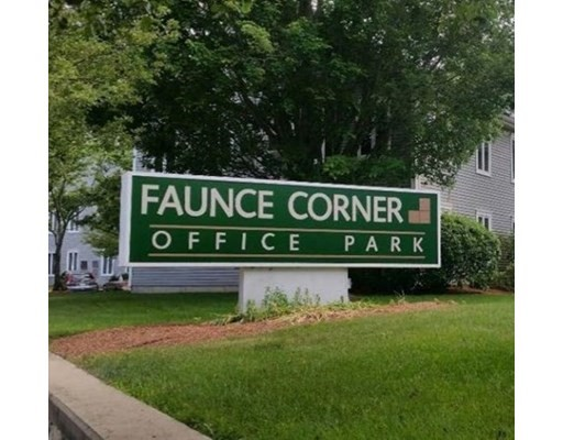 LOCATION ! LOCATION ! Looking for your new office to be easily accessible,with high traffic,high visibility & with plenty of parking?This is the place !! This well established Faunce Corner Office Park will be all that & more!Common areas are very well maintained & include 2 restrooms on each floor.The exterior common area includes clear signage on each building with a prominent sign for the complex.There is a lovely courtyard with outdoor seating & brick walkways too.Mailboxes for post office & other carriers are adjacent to this unit for convenient pickup.The unit is in excellent condition with gas heat & central air, generator hookup, security camera and alarm system with added soundproofing for privacy.  Ideal location for accountants, attorneys, medical & healthcare professionals, realtors, insurance company, etc. Although this is in a quiet pastoral setting you are close to the Dartmouth Mall, shopping centers, supermarkets,UMASS Dart, on a bus route, & near Rtes 195, & Route 6!