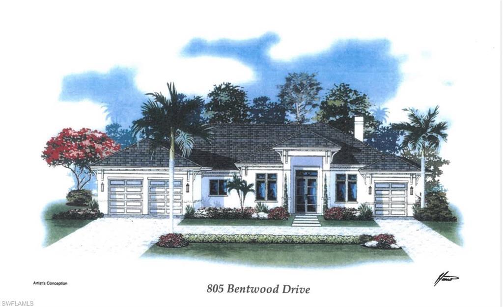 805 Bentwood Dr, Naples, FL 34108
