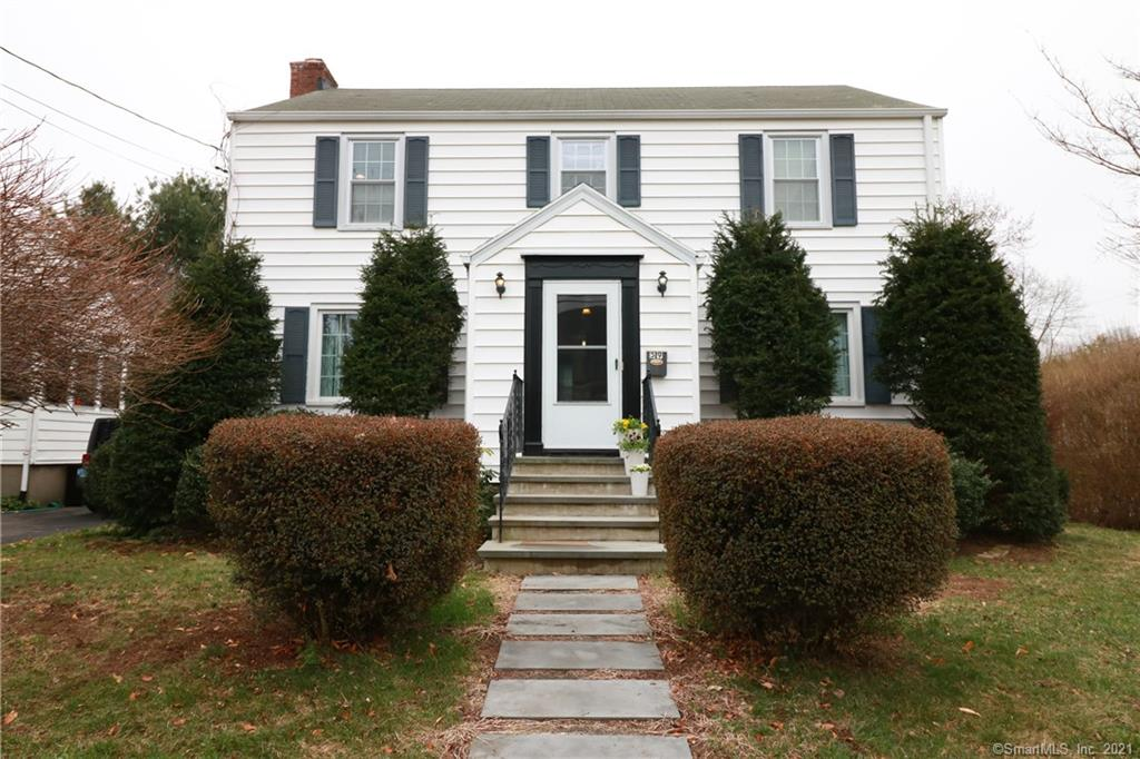 Check out this bright, updated, move-in ready colonial! Convenient to train, I-95, shopping and much more. Kitchen renovation in 2019, complete with granite countertops, soft-close custom cabinetry, wood floor, refrigerator, dishwasher, microwave/convection oven and newer stove/oven! Partially finished basement, expansive walk-up attic. Updated fireplace & newer built-ins in living room. Hardwood floors throughout the home and most rooms recently painted. Attractive, private patio installed a few years ago. Corner lot on quiet street. New washer and newer chimney upgrades.   PRINCIPALS ONLY for showings please - NO EXCEPTIONS! Please abide by Covid protocols. Masks are required. Please remove shoes if wet weather.   Home photos are from two years ago when home was on the market for rent. Seller and agent reviewed the home recently and deemed that the photos are representative of current condition of the home.
