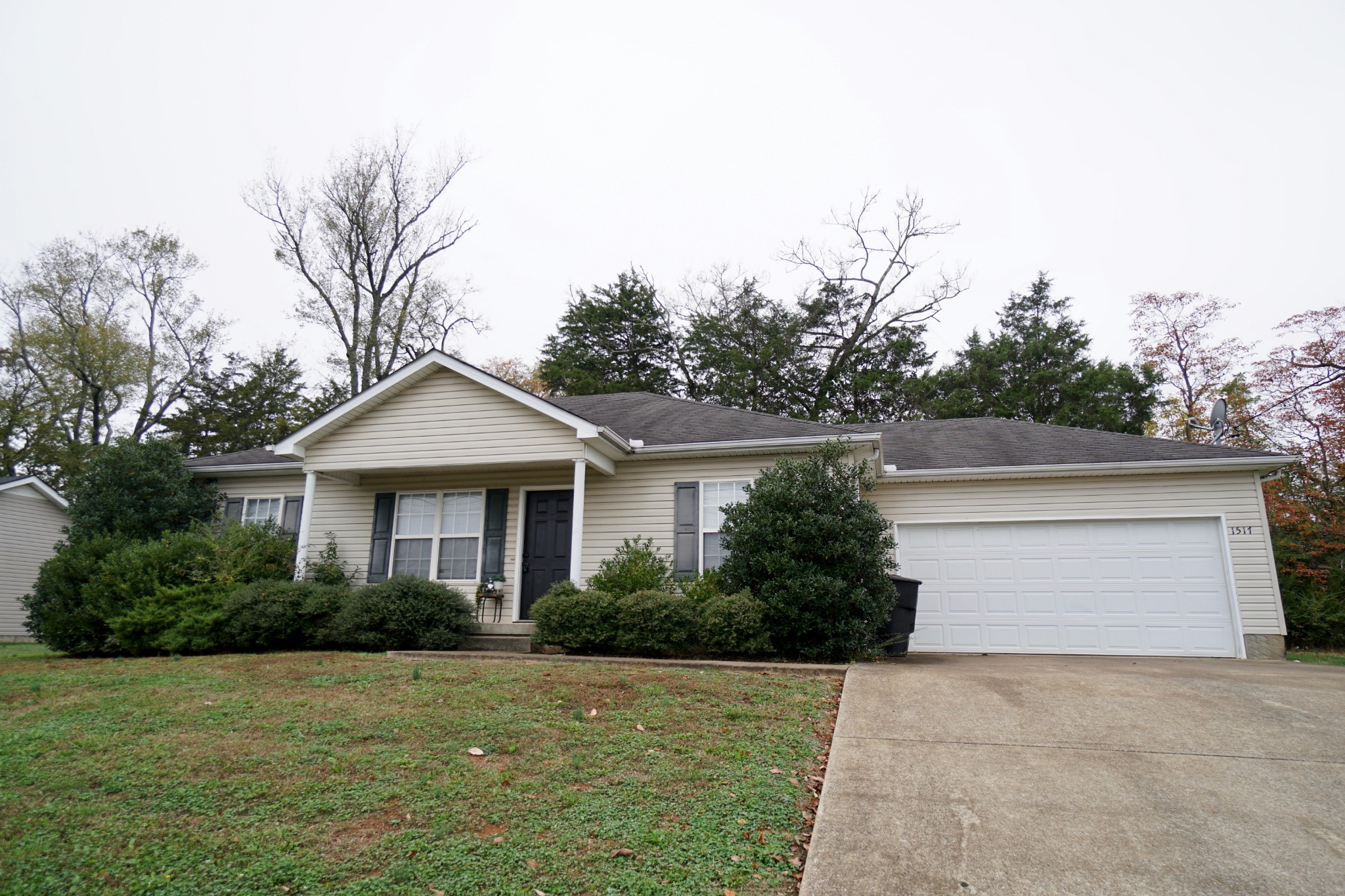"""Come make this house your home as it sits just minutes from several restaurants, plenty of shopping, and major interstates. Please no showings until November 1st. New HVAC installed June 2019, new laminate flooring installed Sept 2019. Home inspections are welcome on a """"pass or fail"""" basis only. Thanks for viewing!"""