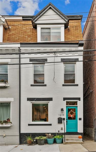 1219 Reddour Street, Central North Side, PA 15212