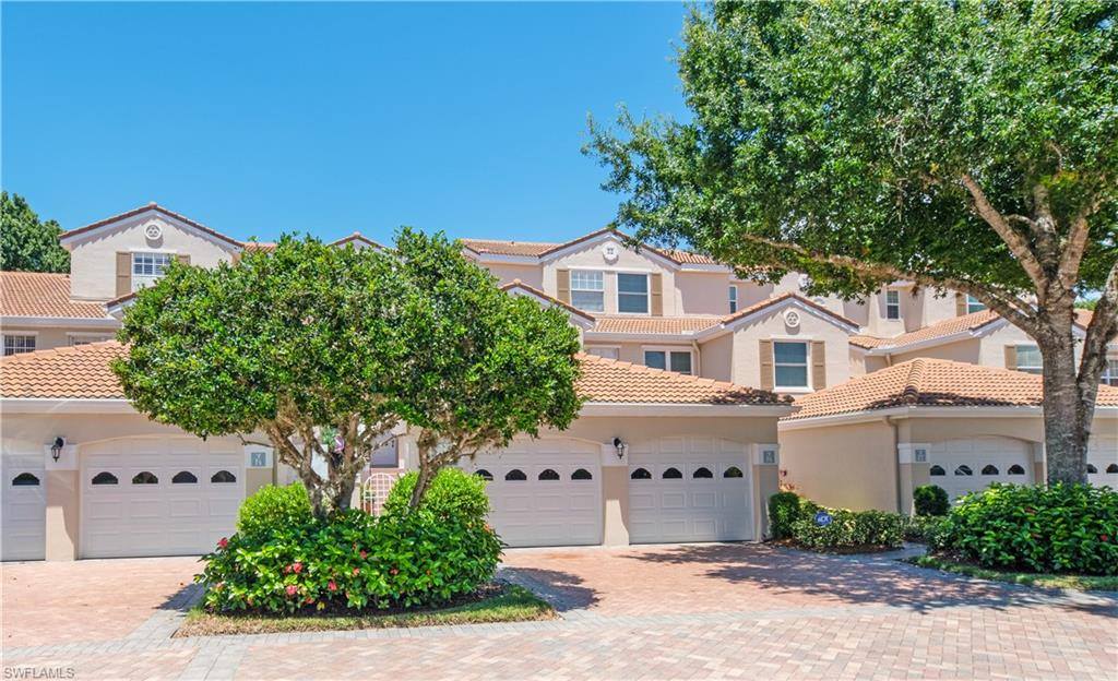 LOWEST PRICED 3 BEDROOM +DEN HOME IN PELICAN BAY!  Rarely available Camelot Model in Avalon in Pelican Bay! This 3+den/2.5 bath home has soaring ceilings providing this home with lots of room and light. This two story home has a first floor master bedroom, Plantation shutters and a one car garage.  Close to All of the Pelican Bay Amenities as well as Mercato! You will love the newly renovated Community pool and spa at Avalon that includes a fabulous Grill and Seating Area! Your Pelican Bay membership includes access to the private Pelican Bay Beach facilities were you can dine or lounge on the beach with chair and umbrella service included!  The Pelican Bay community center offers tennis and a state of the art exercise facility, with available spa amenities.  Enjoy true resort style living every day conveniently located only minutes from the Waterside shops, the Ritz Carlton, fine dining, shopping and entertainment.