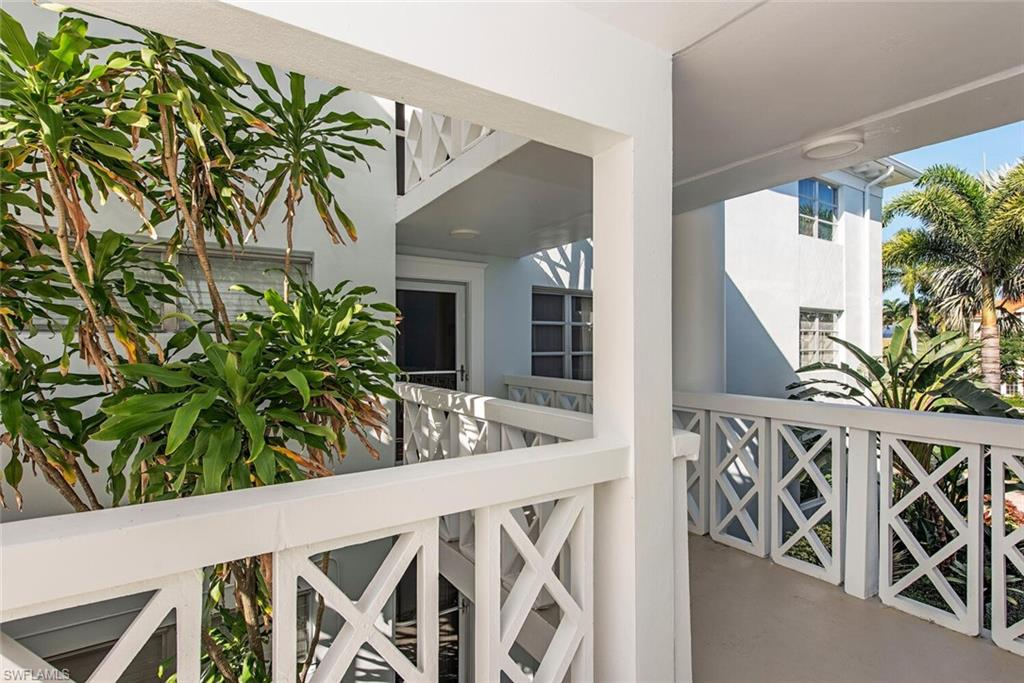 C242  This one is ideal! Three bedrooms, furnished, and only 2 blocks to the white sand beach. Most desired end unit with a sunny lanai the width of the whole condo. Elevator and stairs just steps from the front door on the second floor. Stroll from 2nd Avenue S to 5th Avenue S for all the bistros, galleries ,and boutiques, or lounge at the open-air residents' gathering patio area near the covered parking. Bring your own decorating ideas to make it reflect your tropical beach lifestyle desires!