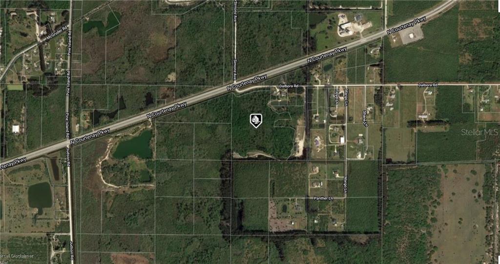 Dalbora Road, Merritt Island, FL 32953