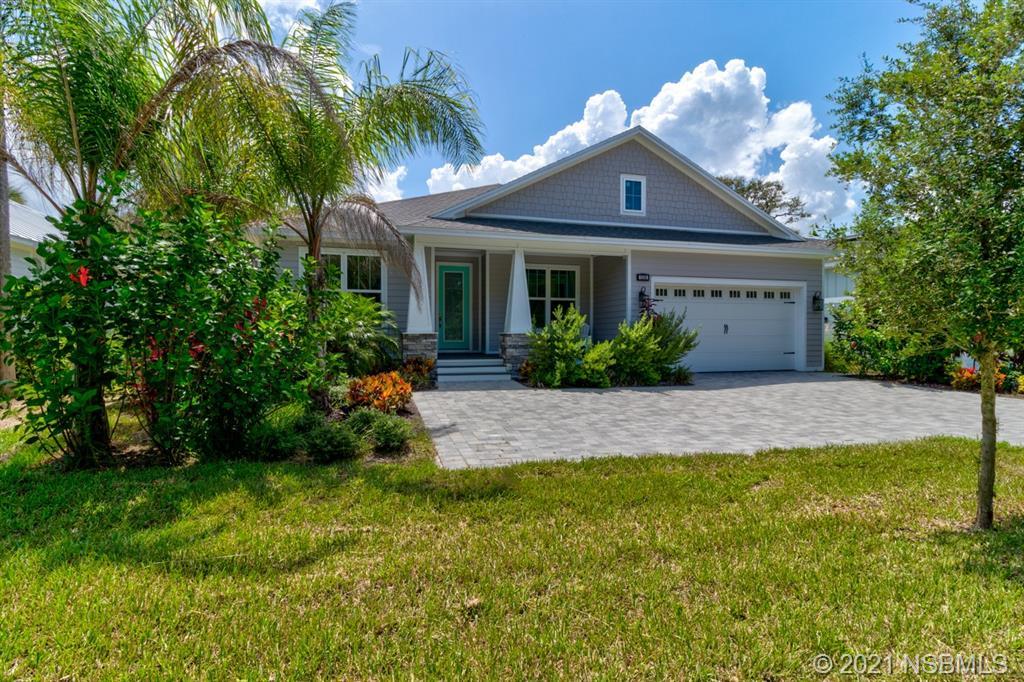 1506 Saxon Drive, New Smyrna Beach, FL 32169