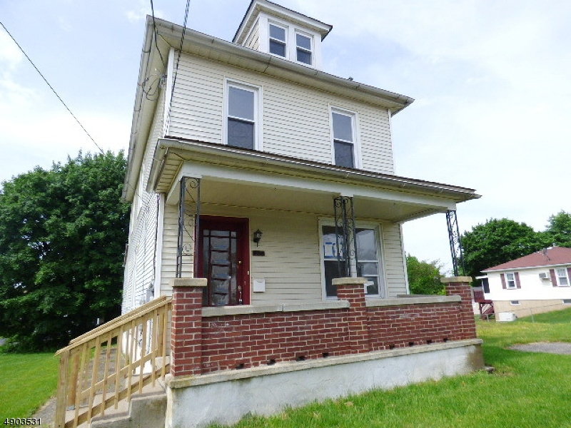 Colonial with 3 BR and 2 bath with full basement, 3rd floor sitting room or den. In town location close to all amenities. Sold AS IS all inspections and CO are the responsibility of the buyer. First look expires June 25, only owner occupant offers will be considered during this time.   New furnace installed.
